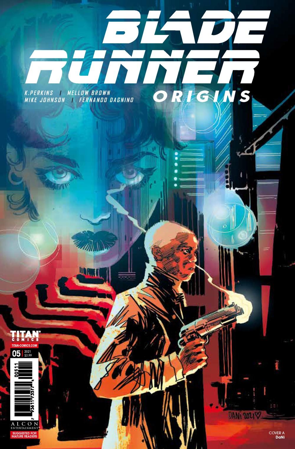 Blade_Runner_Origins_5_COVERS_A ComicList: Titan Comics New Releases for 08/18/2021