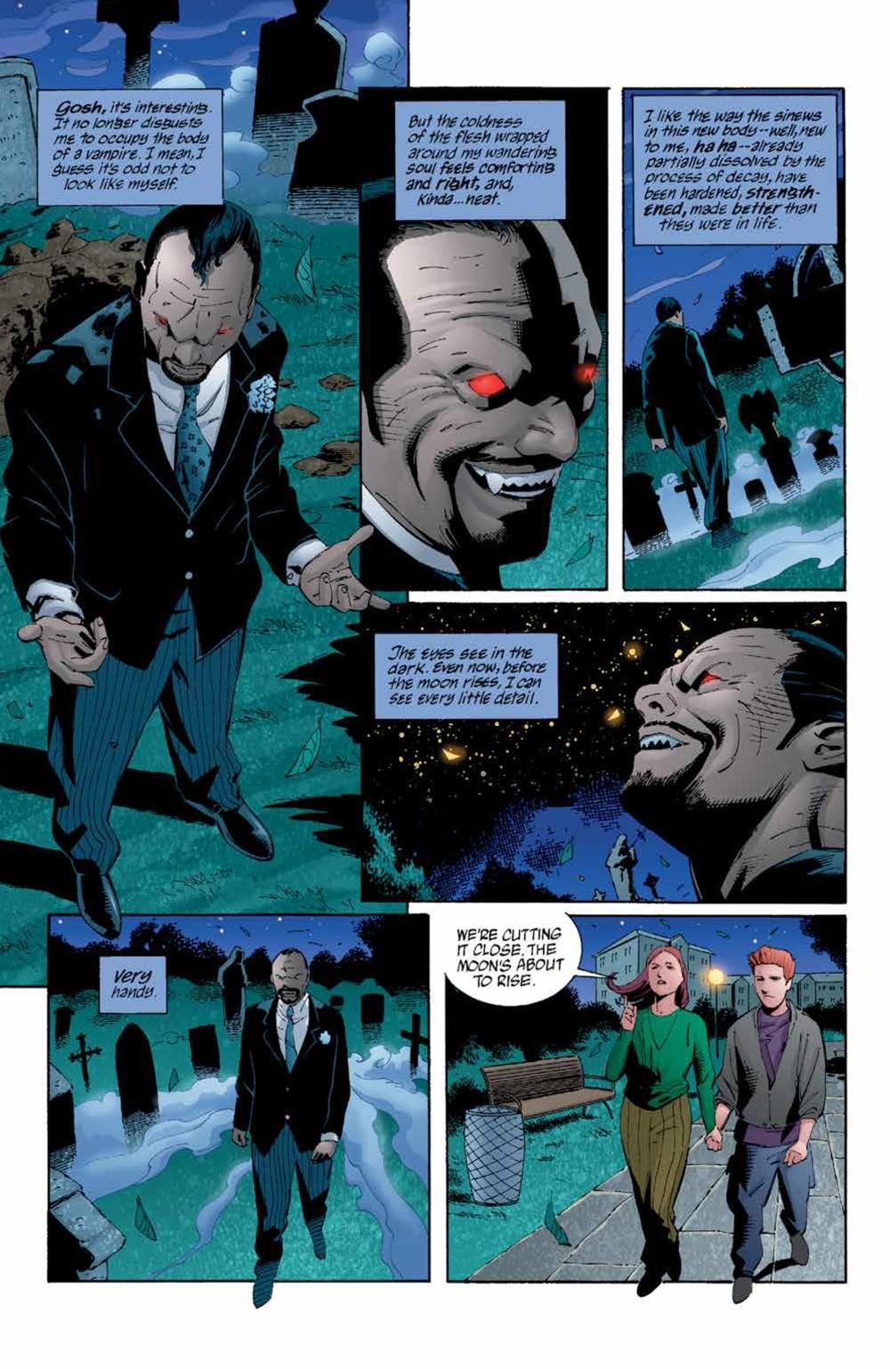 Buffy_Legacy_v5_SC_PRESS_12 ComicList Previews: BUFFY VAMPIRE SLAYER LEGACY EDITION VOLUME 5 TP