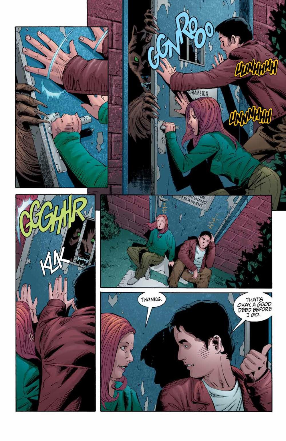 Buffy_Legacy_v5_SC_PRESS_16 ComicList Previews: BUFFY VAMPIRE SLAYER LEGACY EDITION VOLUME 5 TP