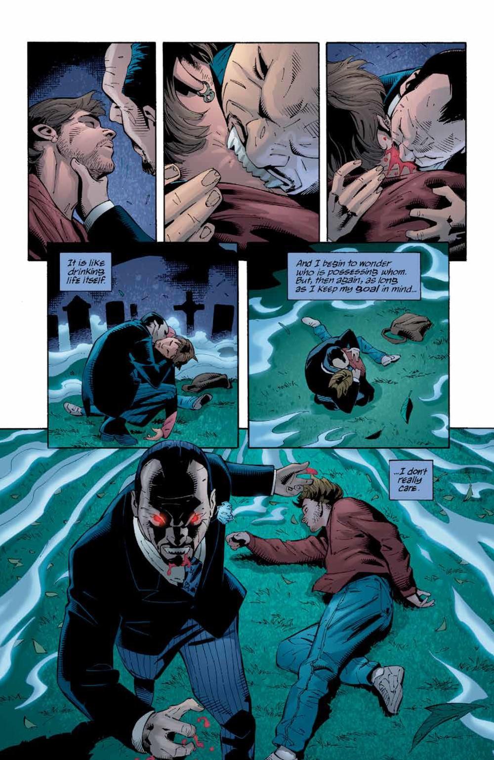 Buffy_Legacy_v5_SC_PRESS_20 ComicList Previews: BUFFY VAMPIRE SLAYER LEGACY EDITION VOLUME 5 TP