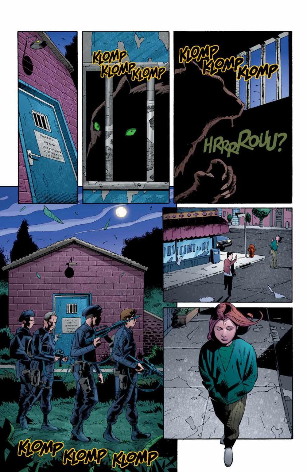 Buffy_Legacy_v5_SC_PRESS_21 ComicList Previews: BUFFY VAMPIRE SLAYER LEGACY EDITION VOLUME 5 TP