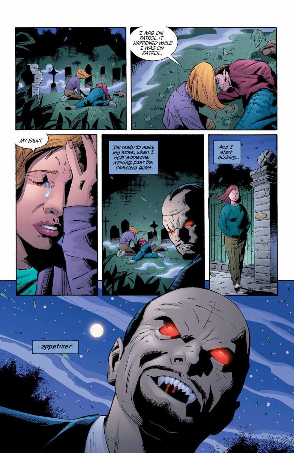 Buffy_Legacy_v5_SC_PRESS_22 ComicList Previews: BUFFY VAMPIRE SLAYER LEGACY EDITION VOLUME 5 TP