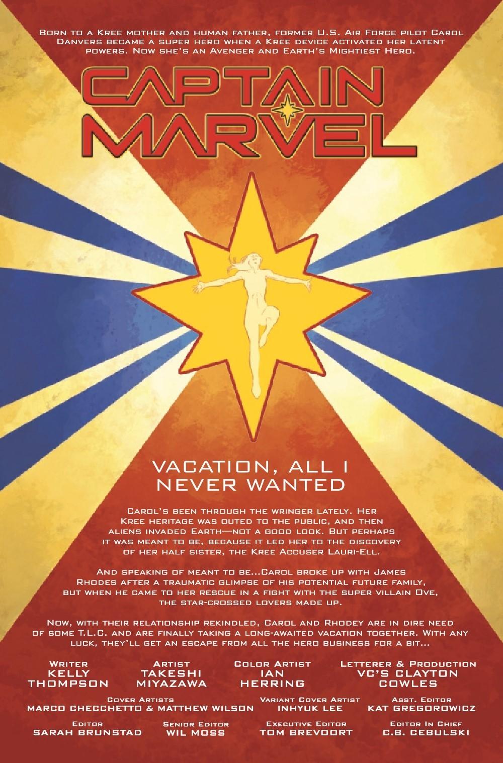 CAPMARV2019031_Preview-2 ComicList Previews: CAPTAIN MARVEL #31