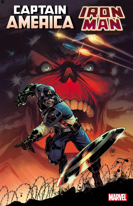 CAPT_AM_IM_01_IS_VAR Marvel Comics November 2021 Solicitations