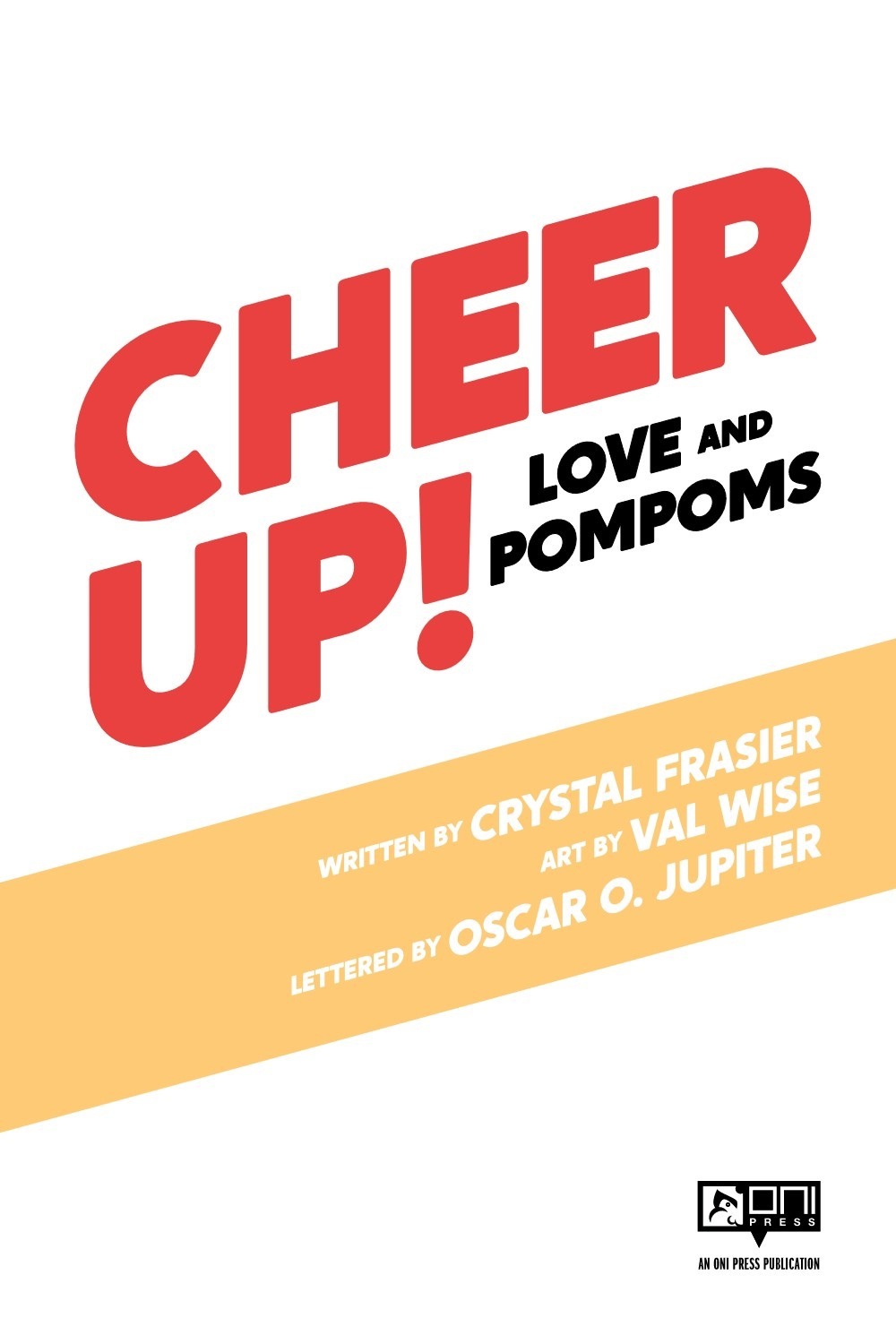 CHEERUP-REFERENCE-004 ComicList Previews: CHEER UP LOVE AND POM POMS TP