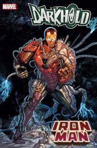 DARKHOLDIM2021001_cvr-198x300 Iron Man and Blade battle THE DARKHOLD this October