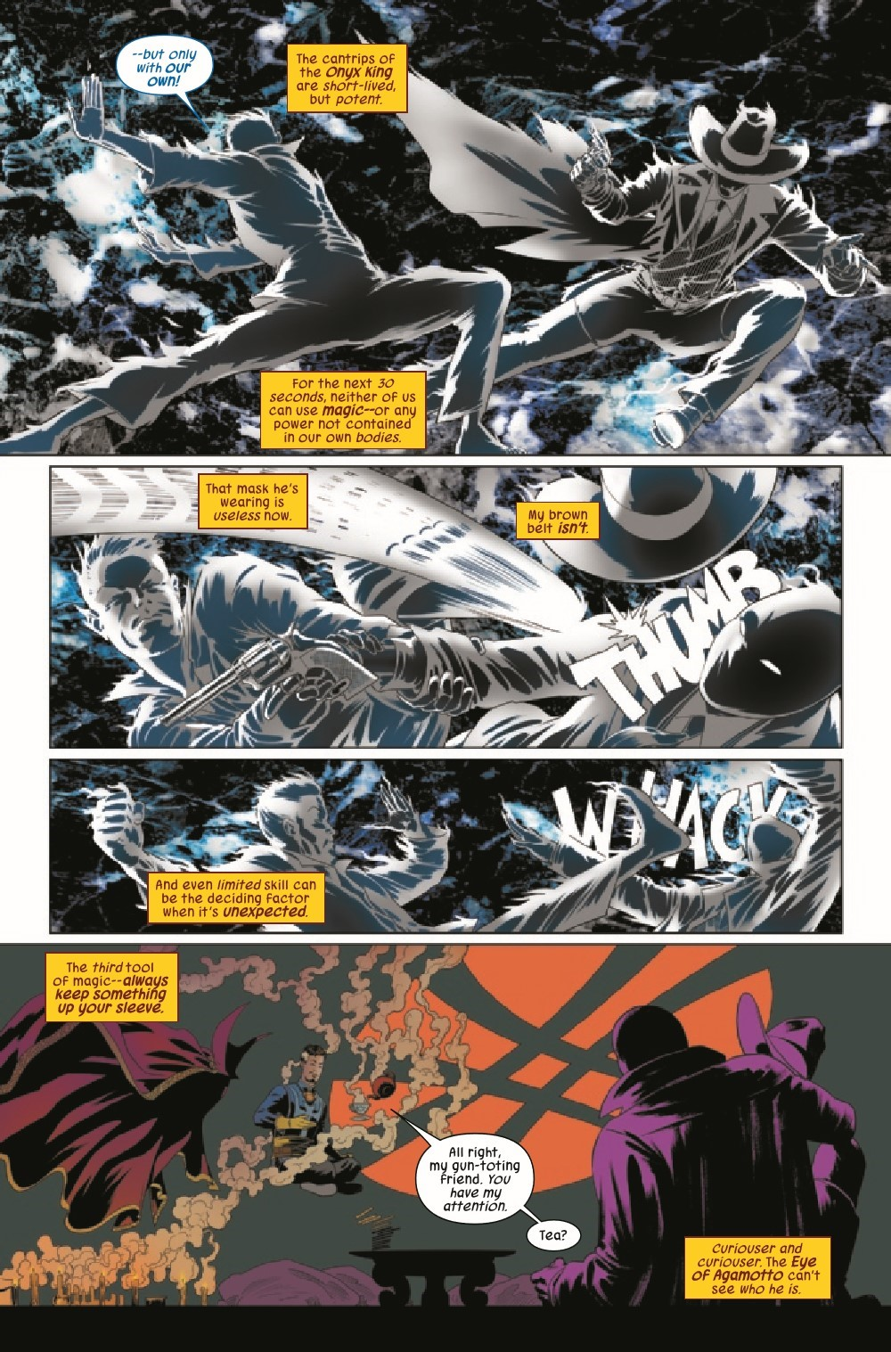 DEFEND2021001_Preview-6 ComicList Previews: DEFENDERS #1 (OF 5)
