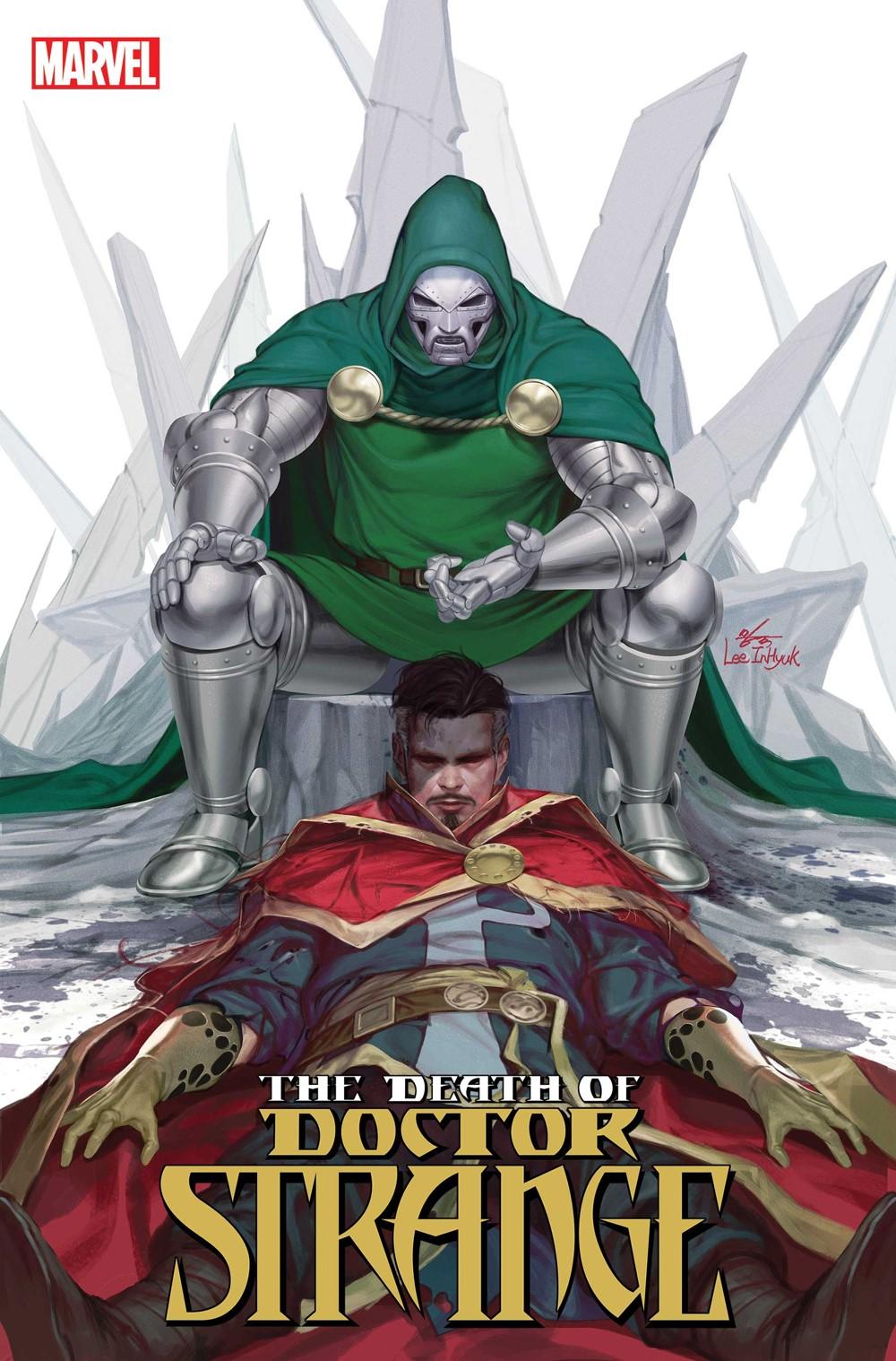 DRSDEATH2021003_InHyuk_Var Marvel Comics November 2021 Solicitations