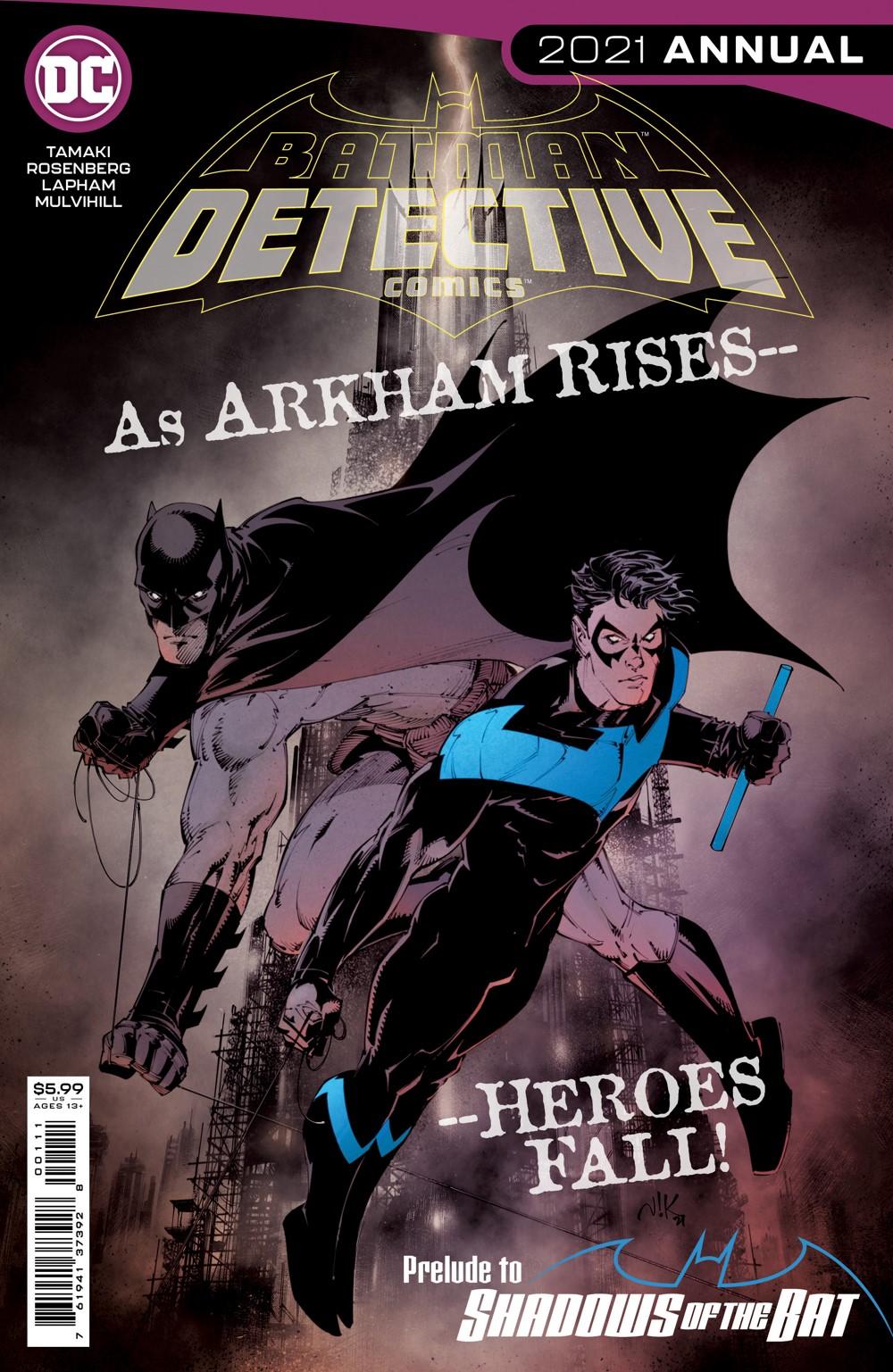 DTC_2021_ANNL_Cv1 DC Comics November 2021 Solicitations