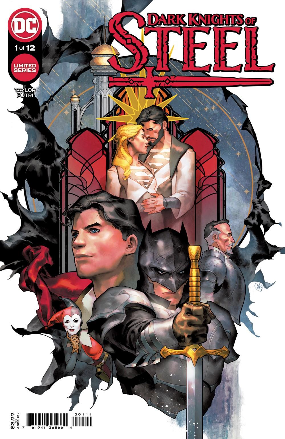 Dark_Knights_of_Steel_Cv1 DC Comics November 2021 Solicitations
