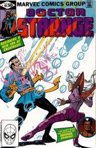 Doctor-Strange-48-195x300 Brother Voodoo Keys: Worth Looking For?