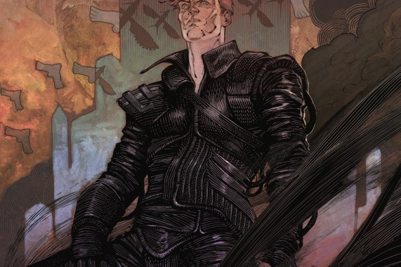 Dune_HouseAtreides_009_Cover_A_Main_PROMO First Look at DUNE: HOUSE ATREIDES #9 from BOOM! Studios