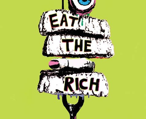 EatTheRich_001_Cover_B_Variant ComicList Previews: EAT THE RICH #1 (OF 5)