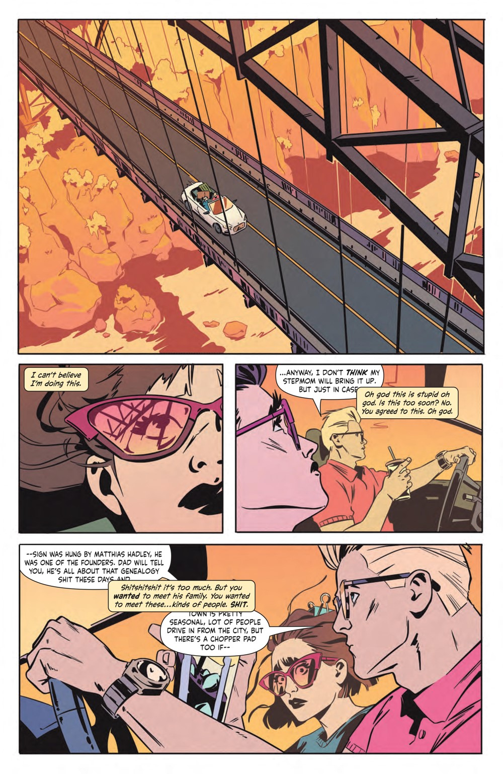 EatTheRich_001_PRESS_3 ComicList Previews: EAT THE RICH #1 (OF 5)