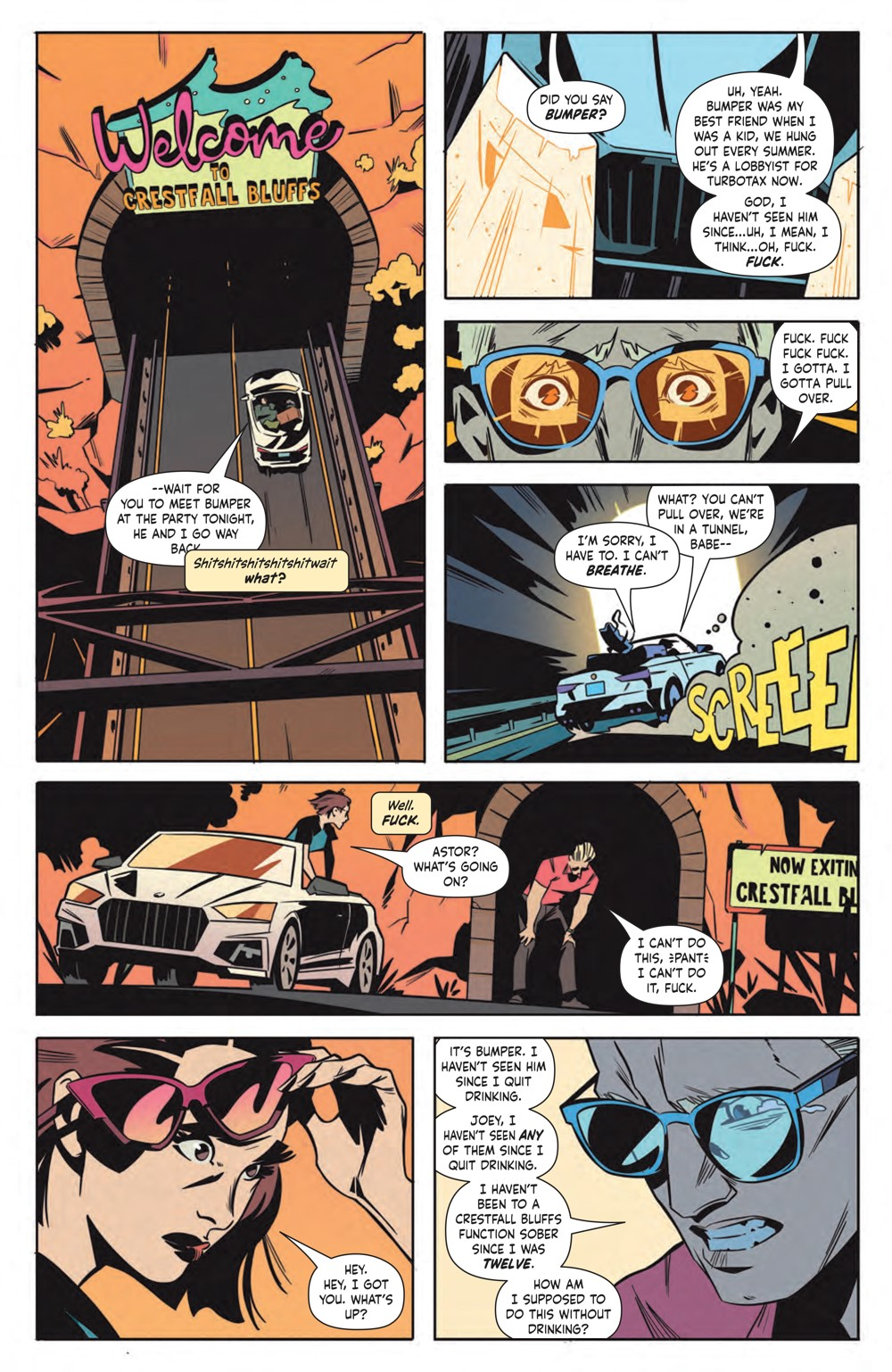 EatTheRich_001_PRESS_4 ComicList Previews: EAT THE RICH #1 (OF 5)