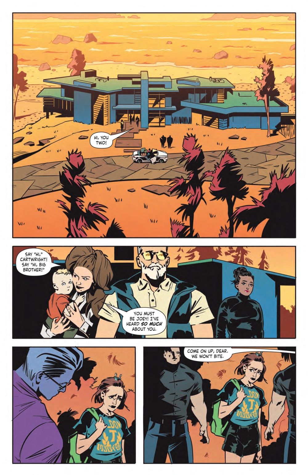 EatTheRich_001_PRESS_6 ComicList Previews: EAT THE RICH #1 (OF 5)