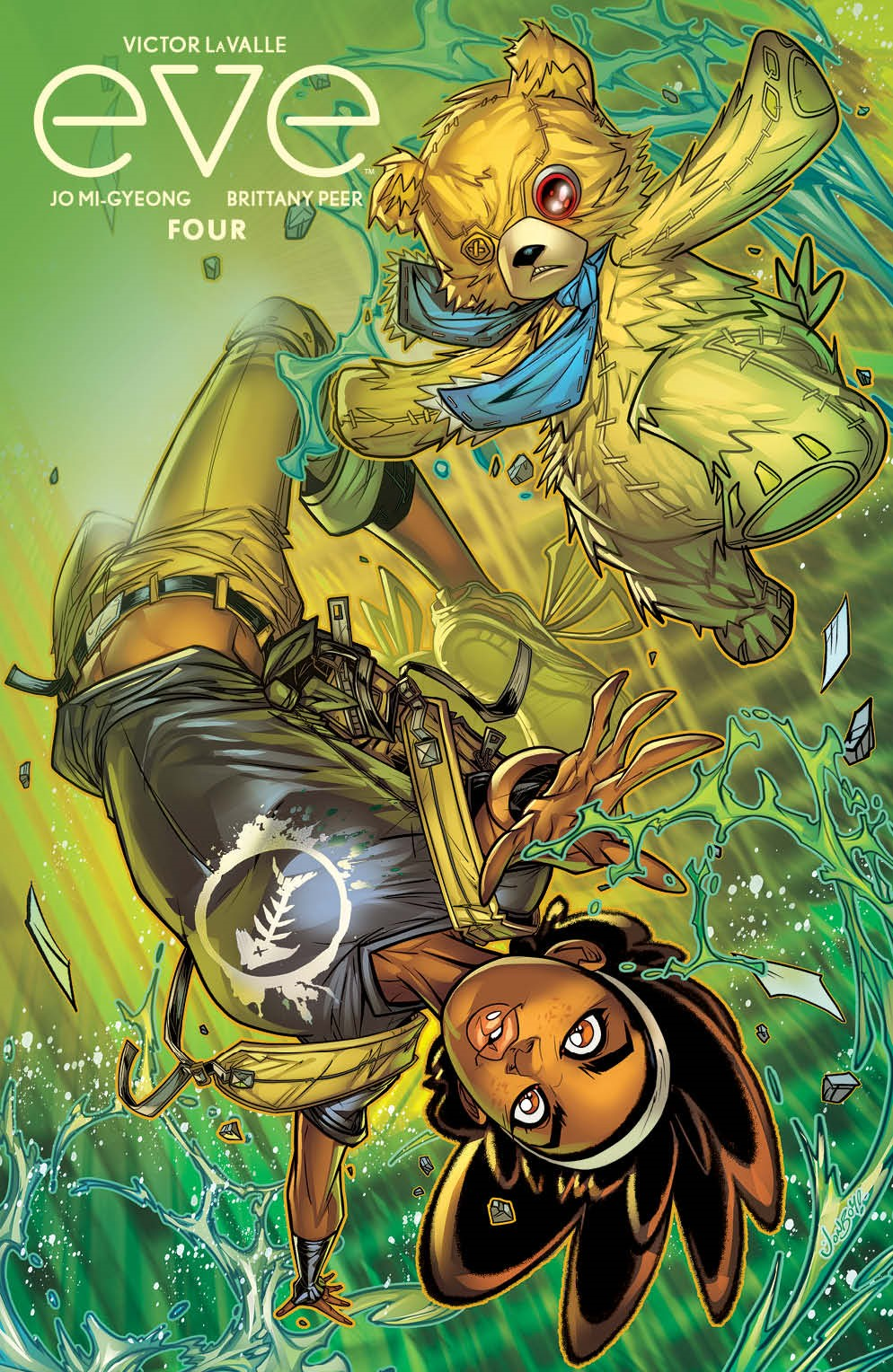 Eve_004_Cover_B_Variant ComicList Previews: EVE #4 (OF 5)