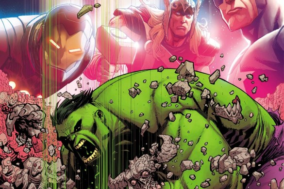 FCBD_AvengersHulk_Cover Marvel launches four new stories on FREE COMIC BOOK DAY 2021