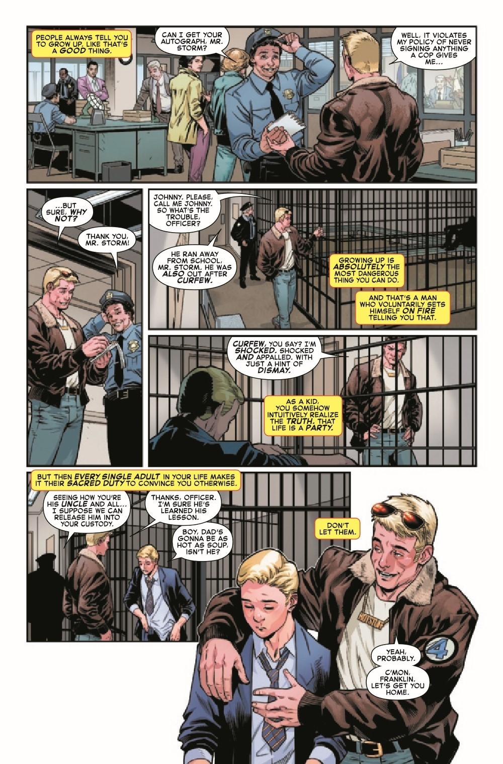 FFLIFESTORY2019003_Preview-3 ComicList Previews: FANTASTIC FOUR LIFE STORY #3 (OF 6)
