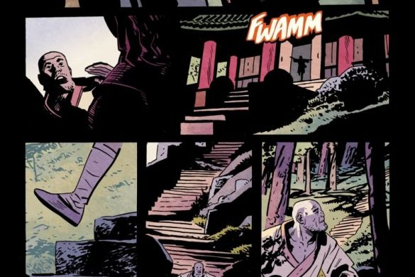 FIREPOWER015001_c6815a0147f8285e3b5042ebb3626151 First Look at FIRE POWER BY KIRKMAN AND SAMNEE #15 from Image/Skybound