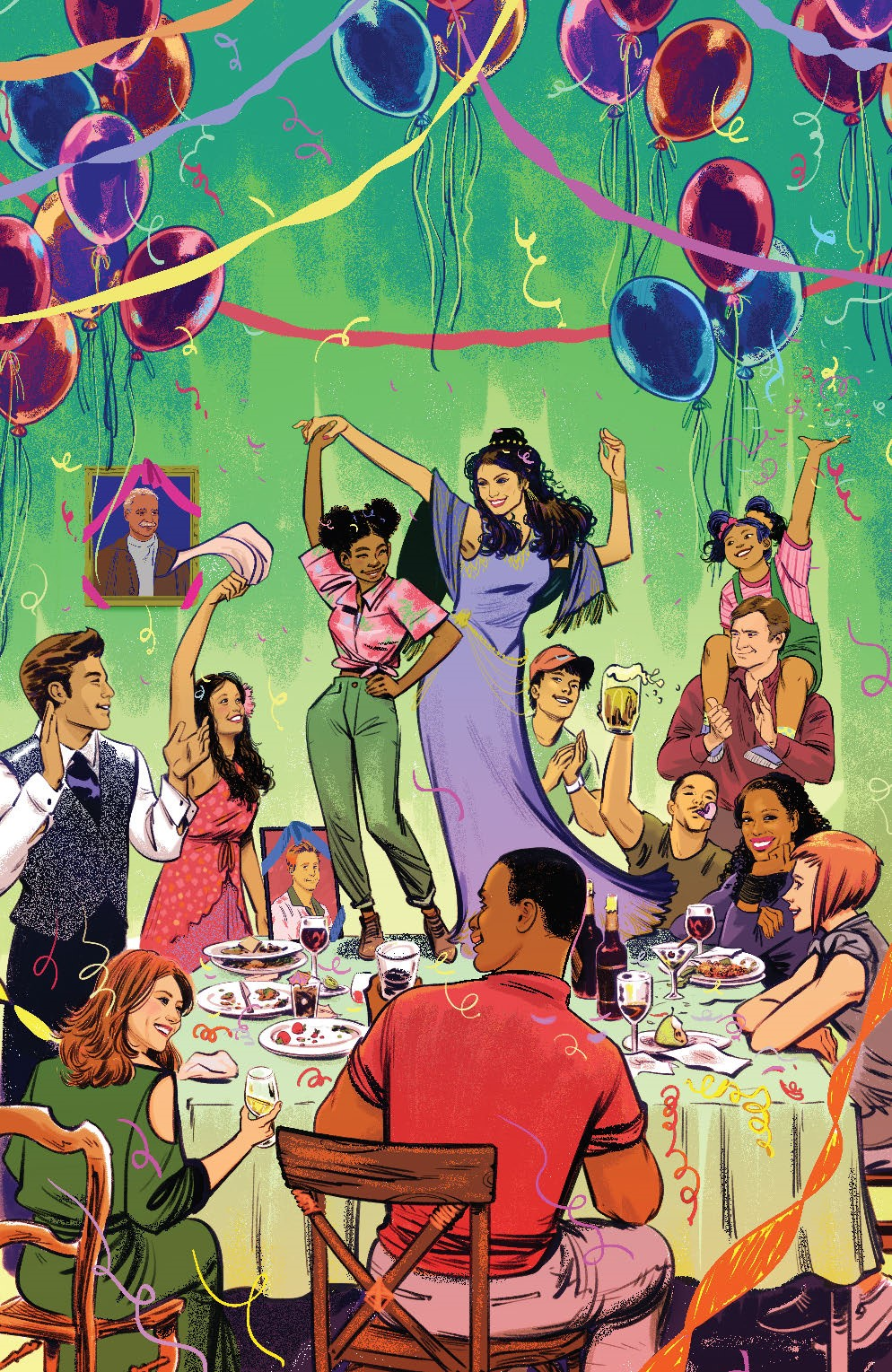 Firefly_BrandNewVerse_006_Cover_F_Unlockable ComicList: BOOM! Studios New Releases for 08/18/2021