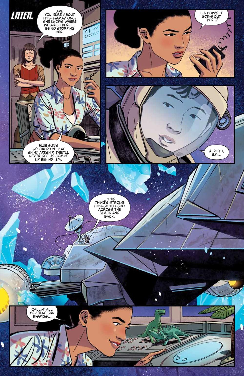 Firefly_BrandNewVerse_006_PRESS_5 ComicList Previews: FIREFLY BRAND NEW 'VERSE #6 (OF 6)