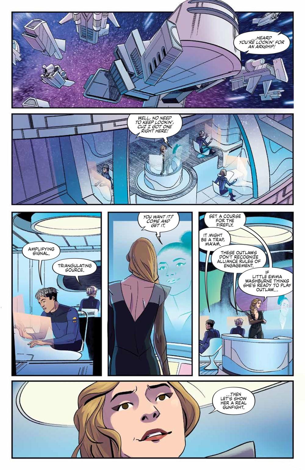 Firefly_BrandNewVerse_006_PRESS_6 ComicList Previews: FIREFLY BRAND NEW 'VERSE #6 (OF 6)