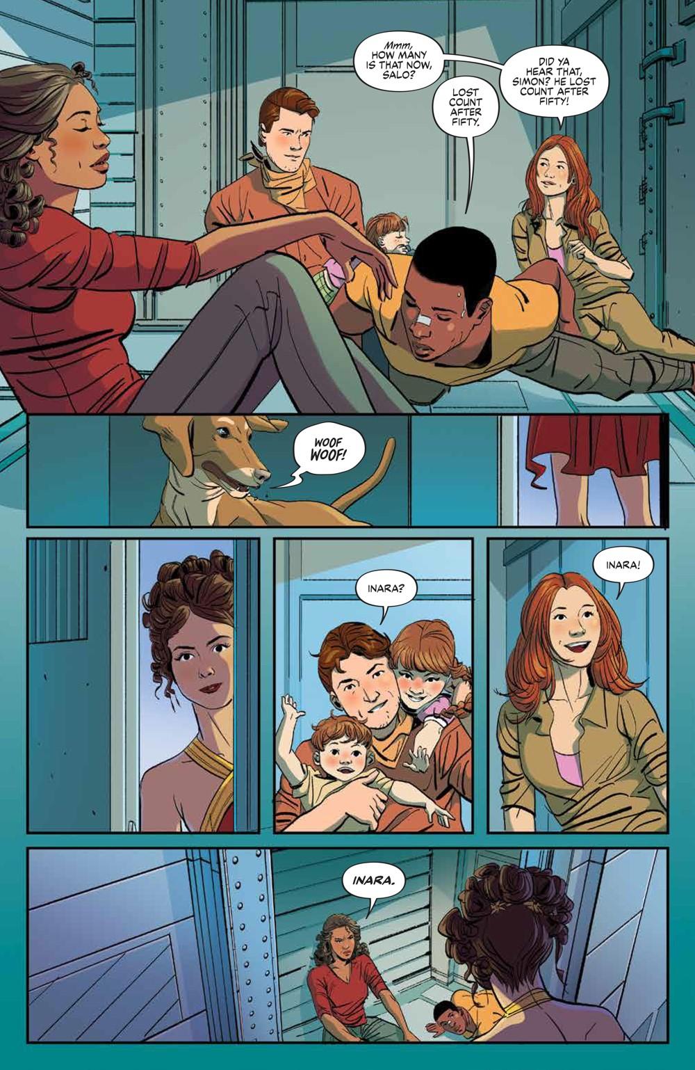Firefly_BrandNewVerse_006_PRESS_7 ComicList Previews: FIREFLY BRAND NEW 'VERSE #6 (OF 6)