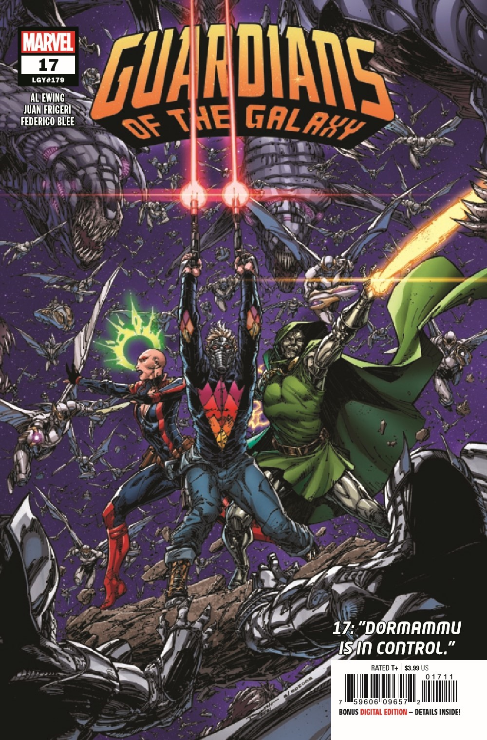 GARGAL2020017_Preview-1 ComicList Previews: GUARDIANS OF THE GALAXY #17