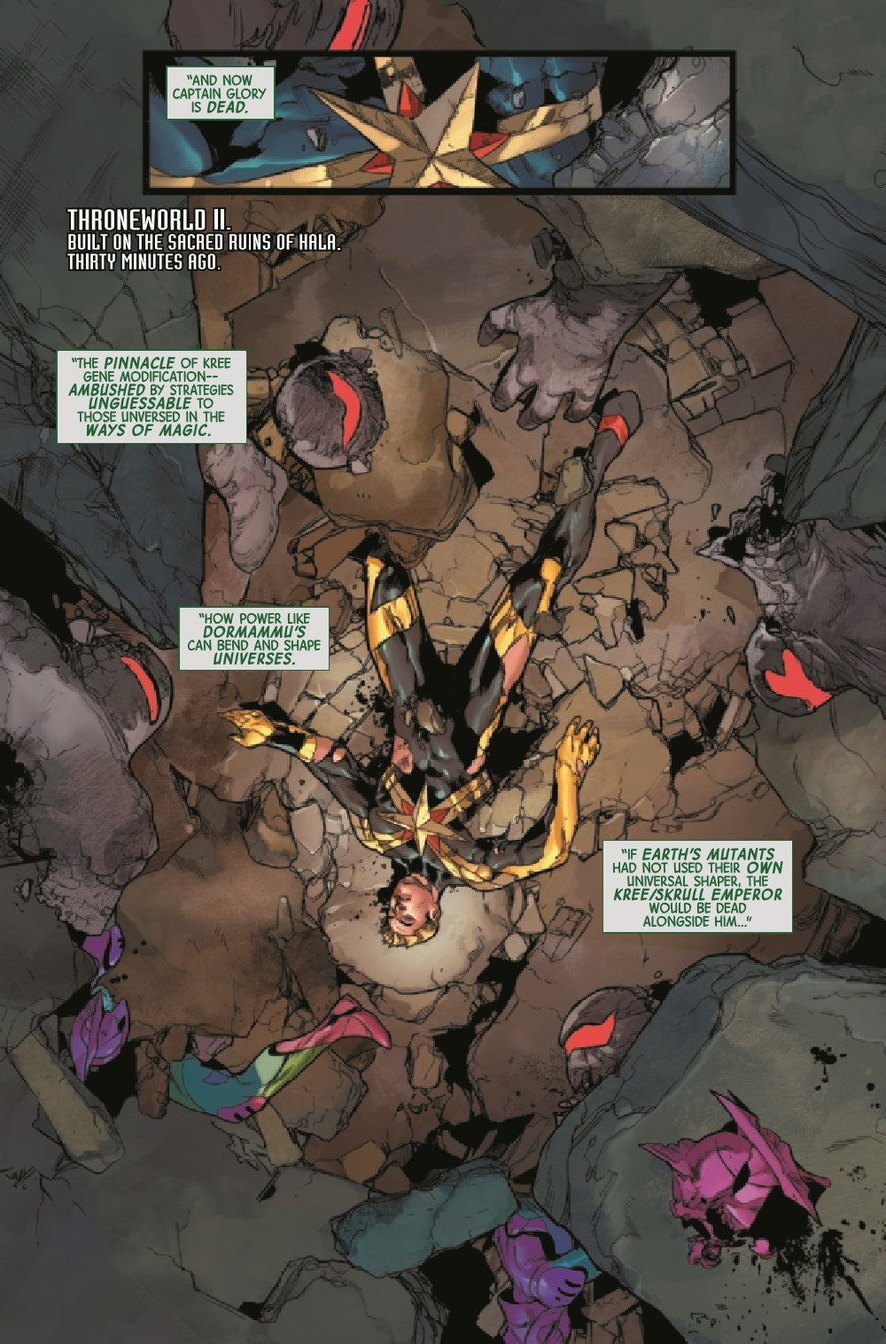 GARGAL2020017_Preview-3 ComicList Previews: GUARDIANS OF THE GALAXY #17
