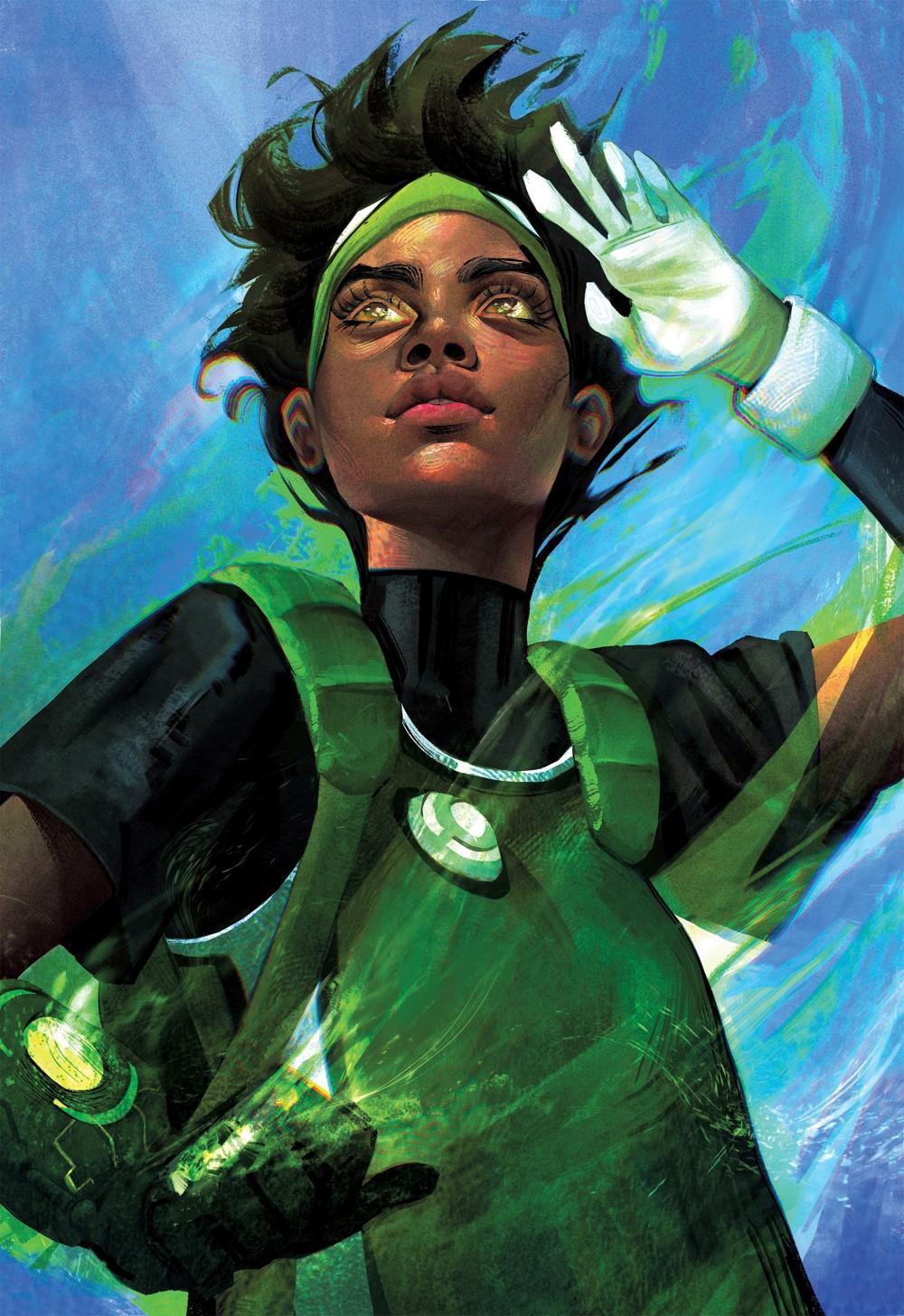 GreenLantern_Cv8 DC Comics November 2021 Solicitations