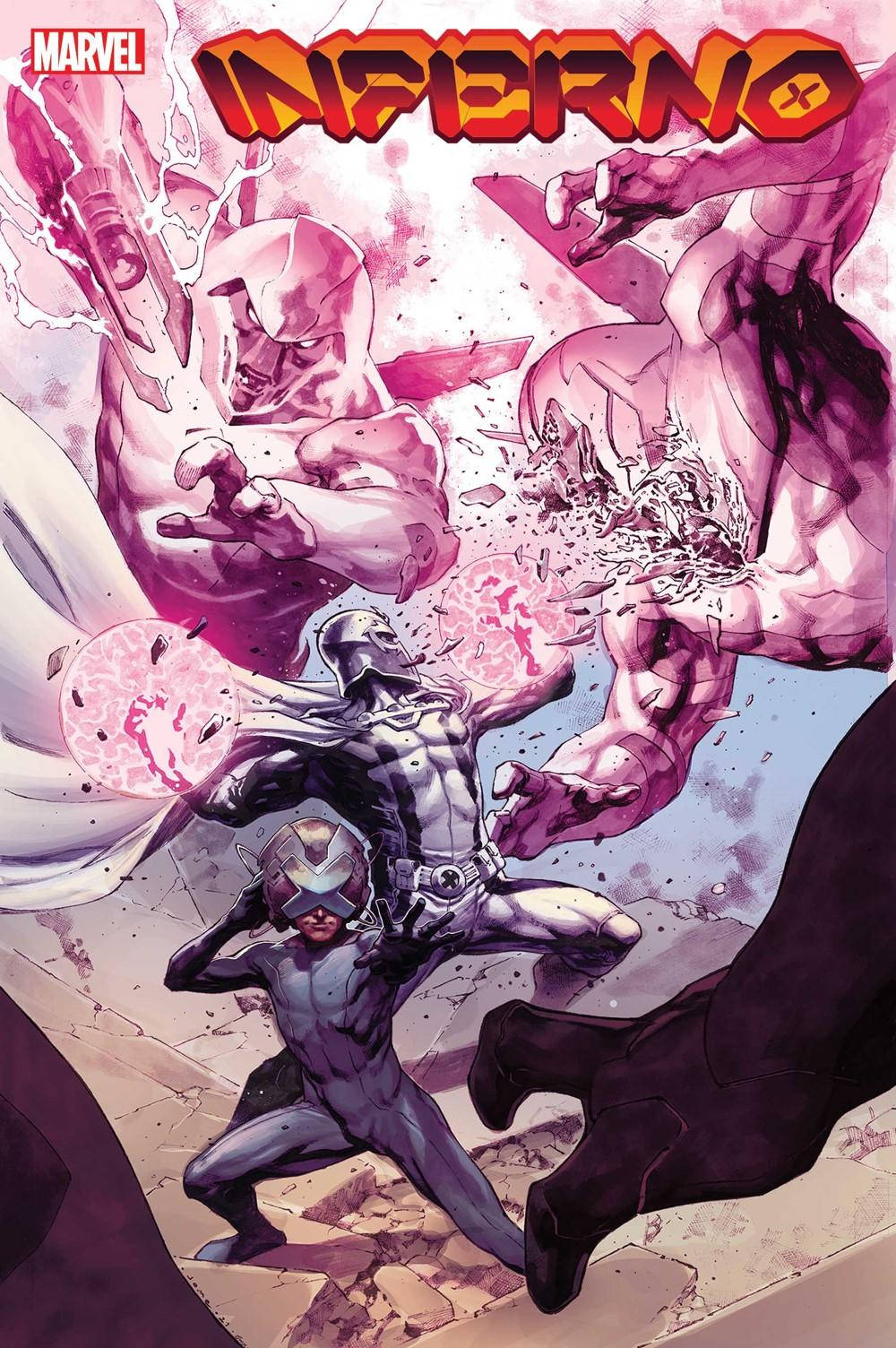 INFERNO2021003_col Marvel Comics November 2021 Solicitations