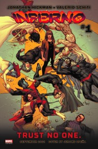 InfernoTeaser-4-198x300 Jonathan Hickman and INFERNO teach the X-Men to trust no one