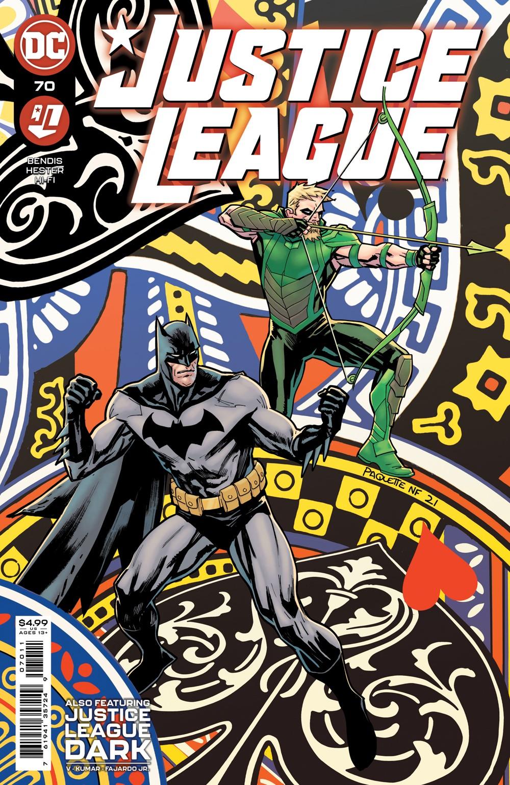JL_Cv70 DC Comics November 2021 Solicitations