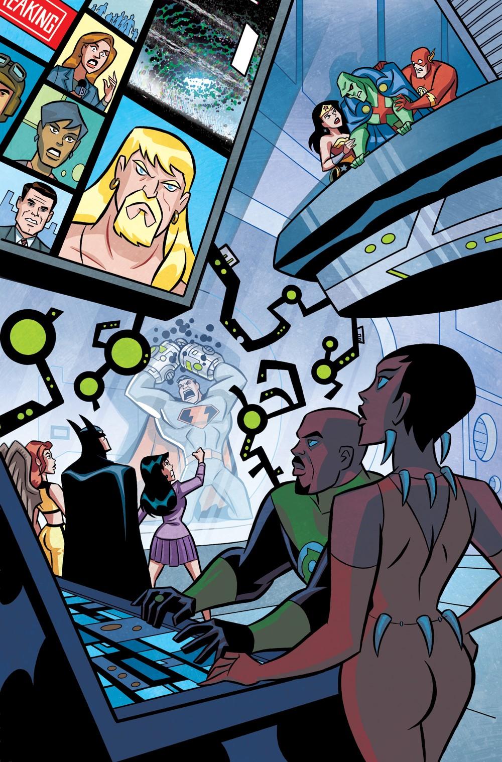 JL_Infinity_Cv6 DC Comics November 2021 Solicitations
