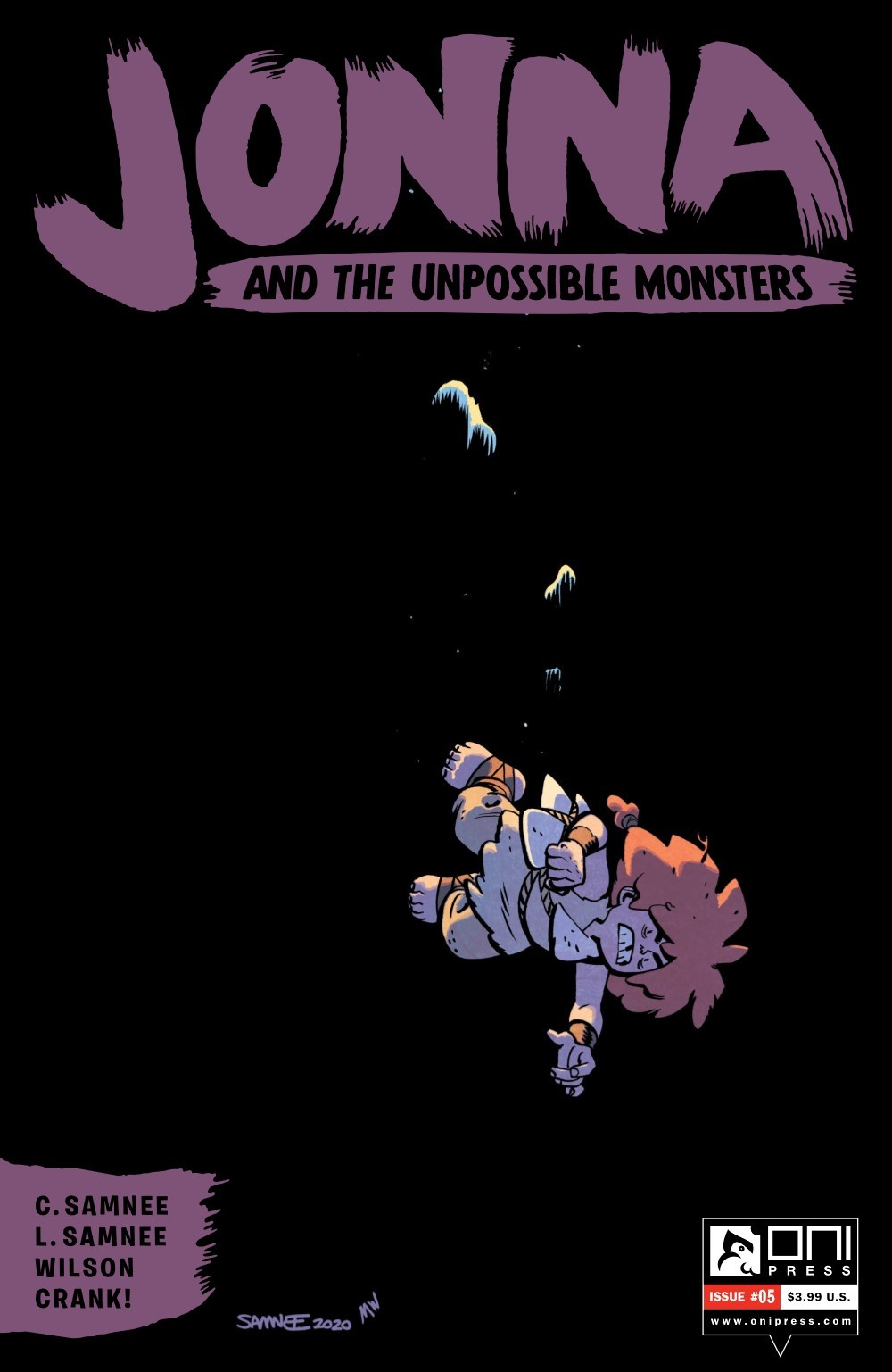 JONNA-5-REFERENCE-01 ComicList: Oni Press New Releases for 08/18/2021