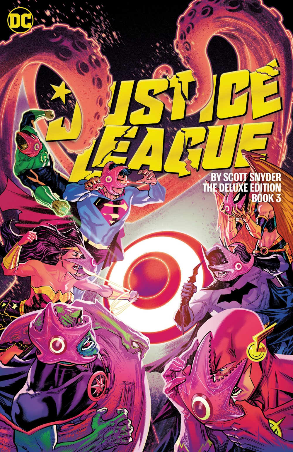 Justice-League-by-Scott-Snyder-Deluxe-Edition-Book-3 DC Comics November 2021 Solicitations