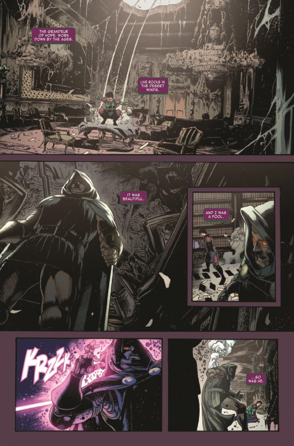 KANGCONQUEROR2021001_Preview-7 ComicList Previews: KANG THE CONQUEROR #1 (OF 5)