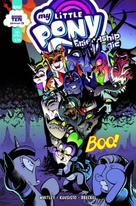 MLP101_13-coverA-198x300 ComicList Previews: MY LITTLE PONY FRIENDSHIP IS MAGIC #101