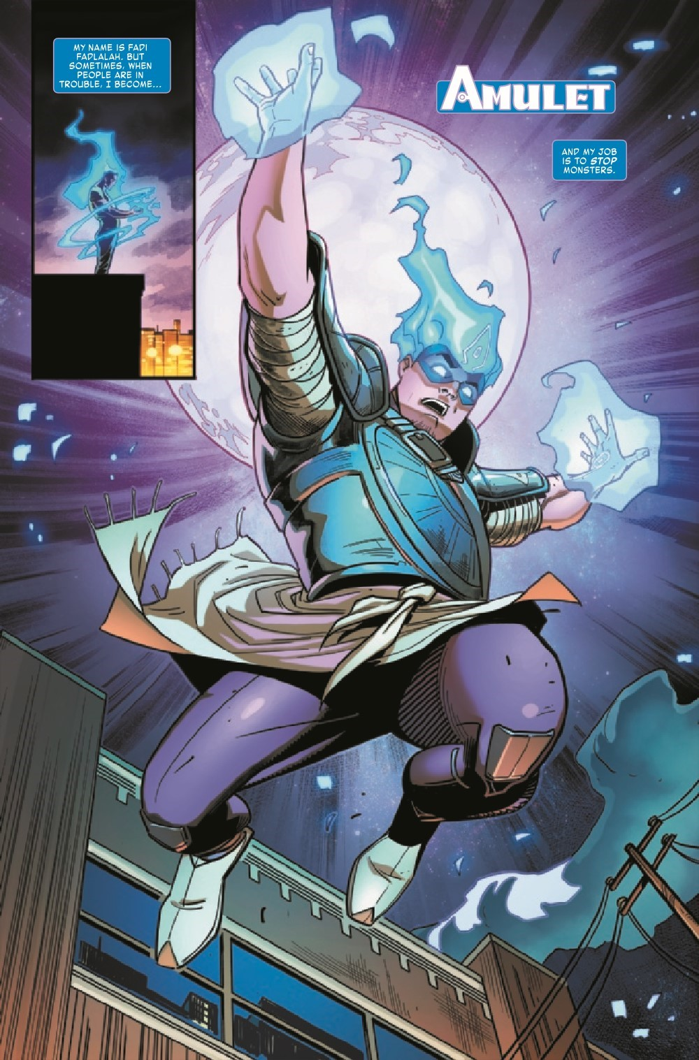 MMSMANN2021001_Preview-3 ComicList Previews: MILES MORALES SPIDER-MAN ANNUAL #1