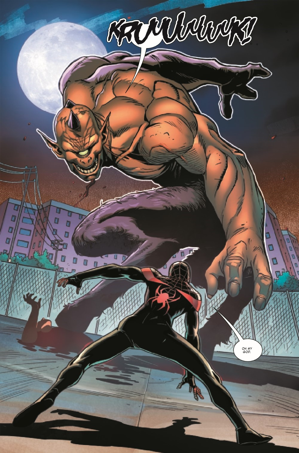 MMSMANN2021001_Preview-5 ComicList Previews: MILES MORALES SPIDER-MAN ANNUAL #1