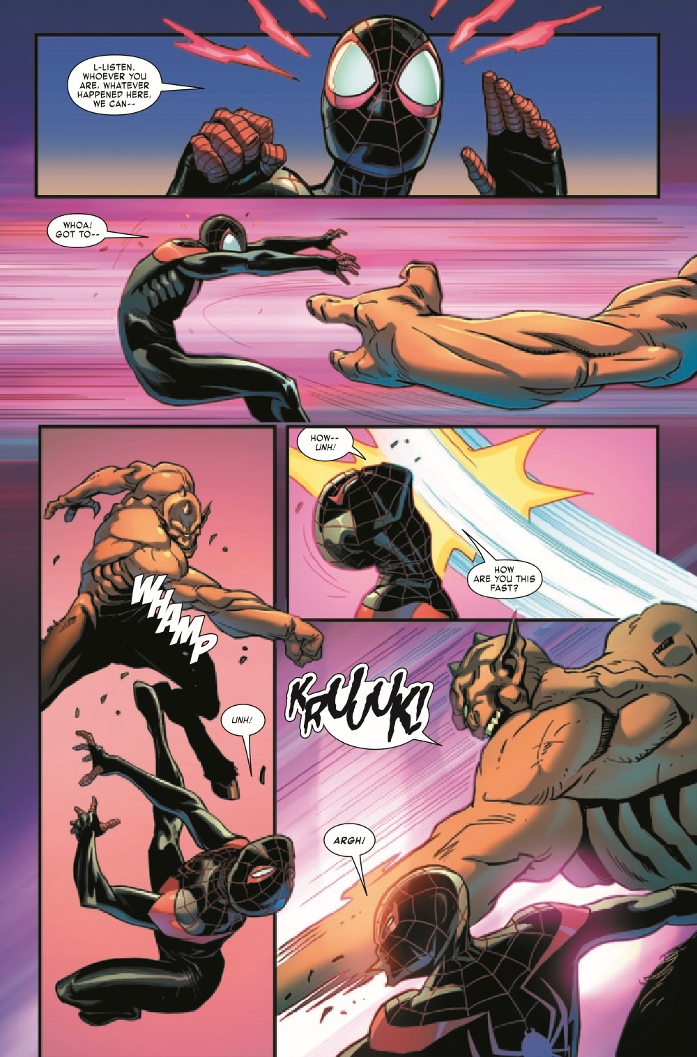 MMSMANN2021001_Preview-6 ComicList Previews: MILES MORALES SPIDER-MAN ANNUAL #1