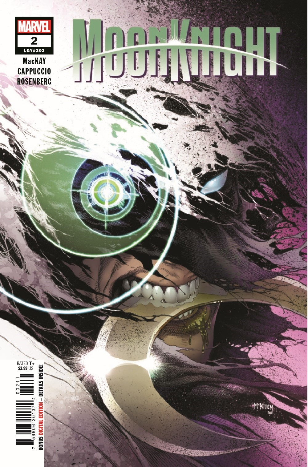 MOONKN2021002_Preview-1 ComicList Previews: MOON KNIGHT #2