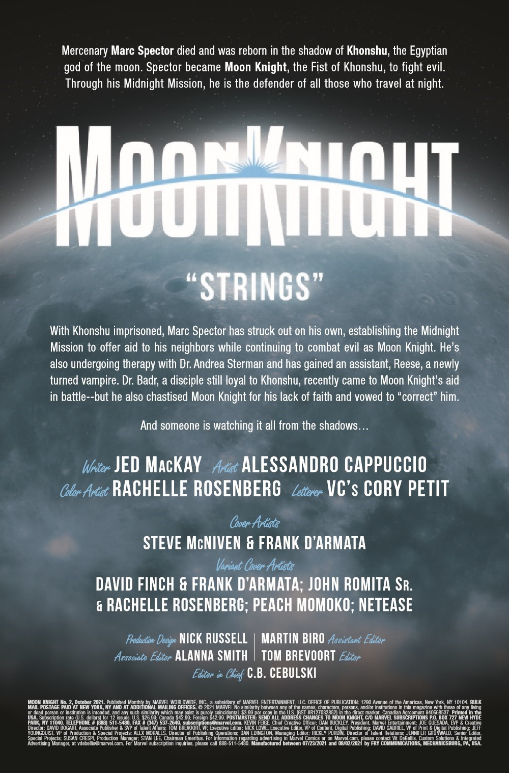 MOONKN2021002_Preview-2 ComicList Previews: MOON KNIGHT #2