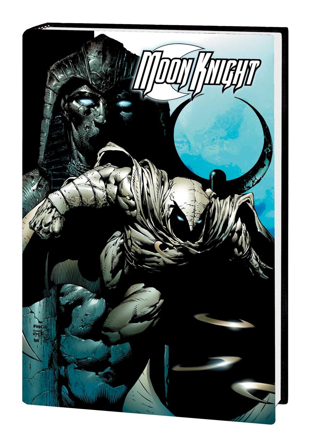 MOONKNIGHT_OMNI_HC_FINCH Marvel Comics November 2021 Solicitations