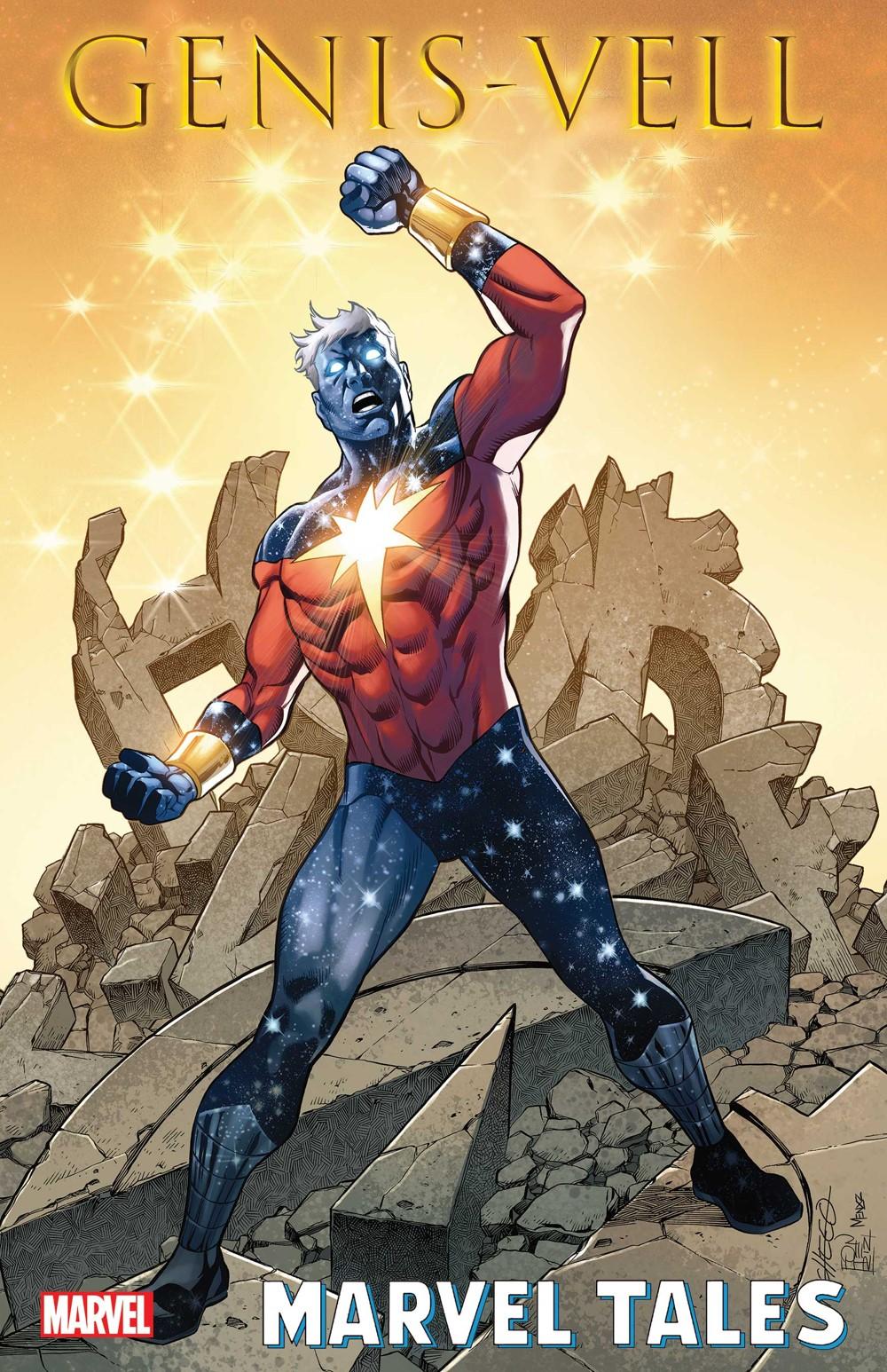 MTGENIS2021001_Pacheco-1 Marvel Comics November 2021 Solicitations