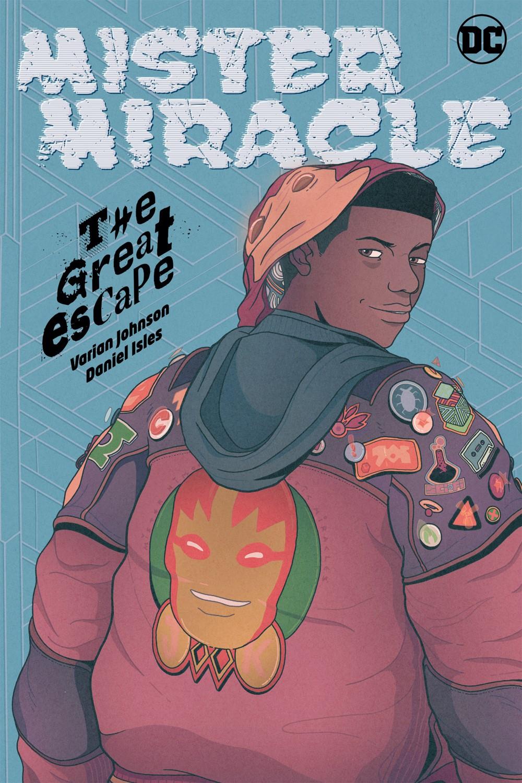 MisterMiracleTheGreatEscape_YR DC Comics November 2021 Solicitations