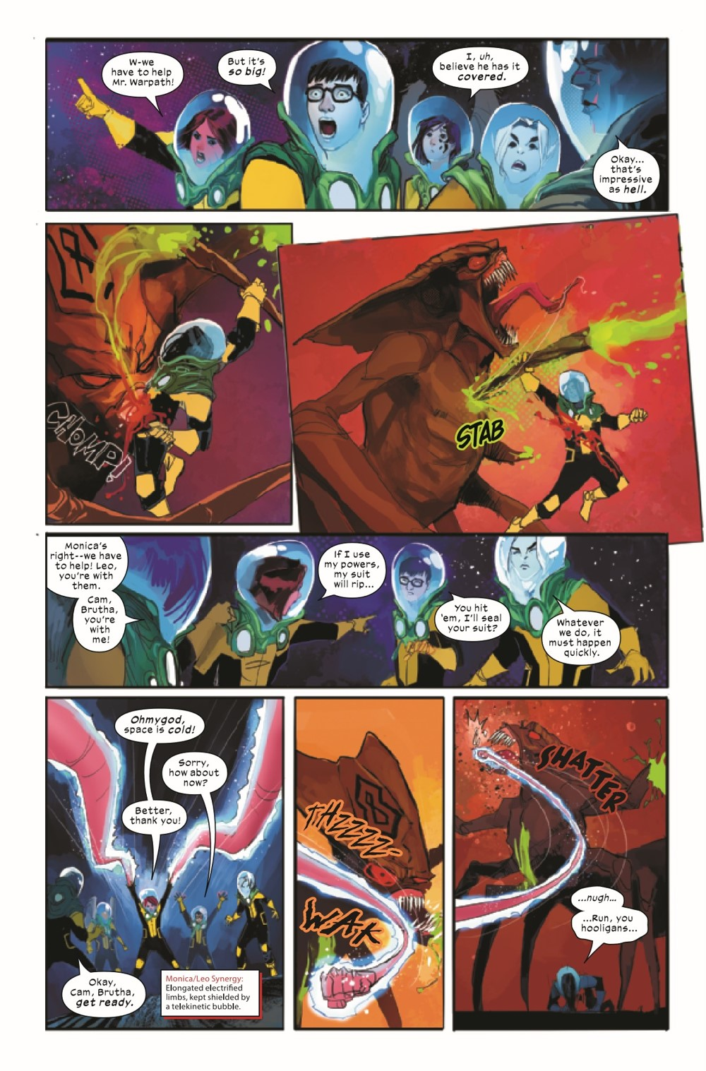 NEWMUT2019021_Preview-3 ComicList Previews: NEW MUTANTS #21