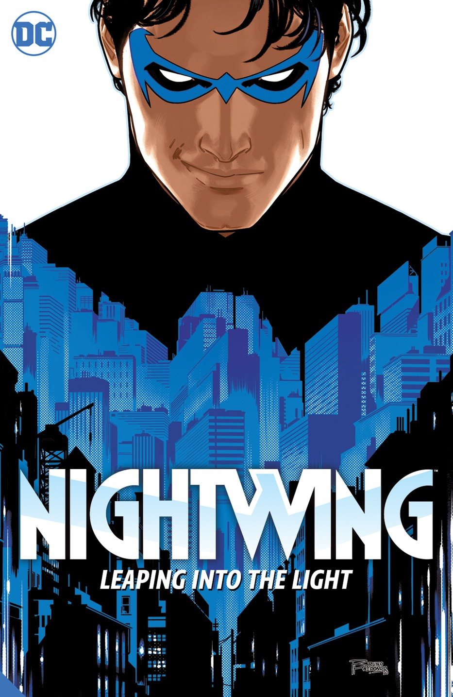 Nightwing-Vol1-Leaping-Into-The-Light DC Comics November 2021 Solicitations