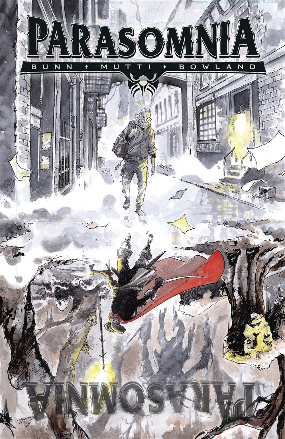 PARA_TPB_4x6_SOL_TIPSHEET Dark Horse Comics November 2021 Solicitations